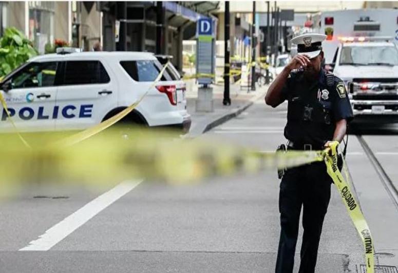 Два человека погибли в результате стрельбы в  Калифорнии