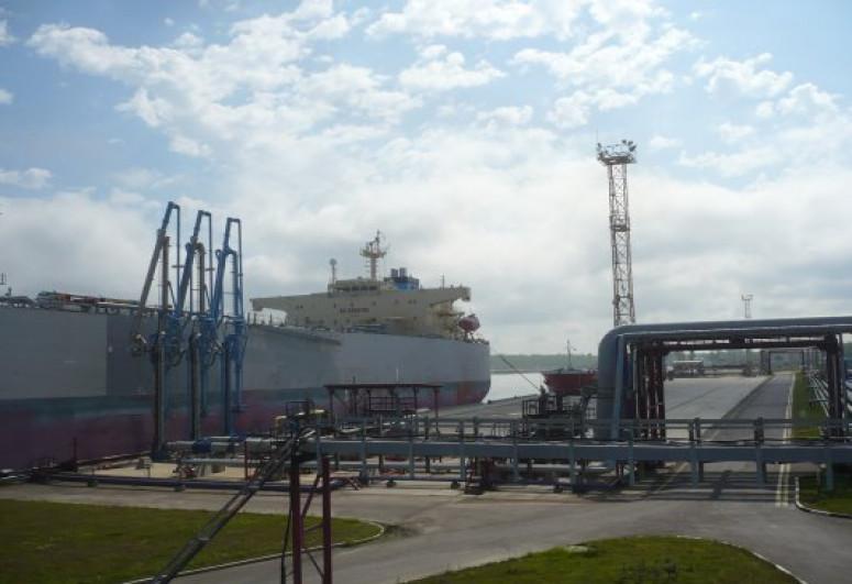 SOCAR-ın Gürcüstandakı neft terminalı daşımaların həcmini açıqlayıb