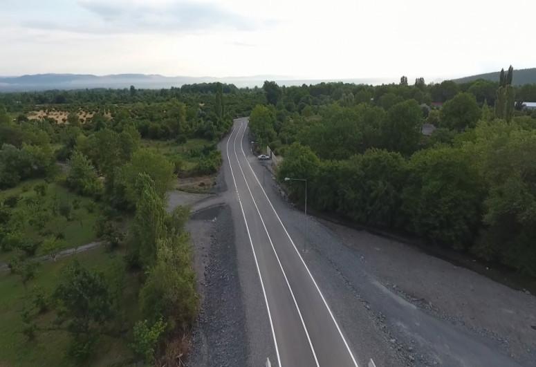 Azerbaijani President allocates funding for construction of road in Gabala