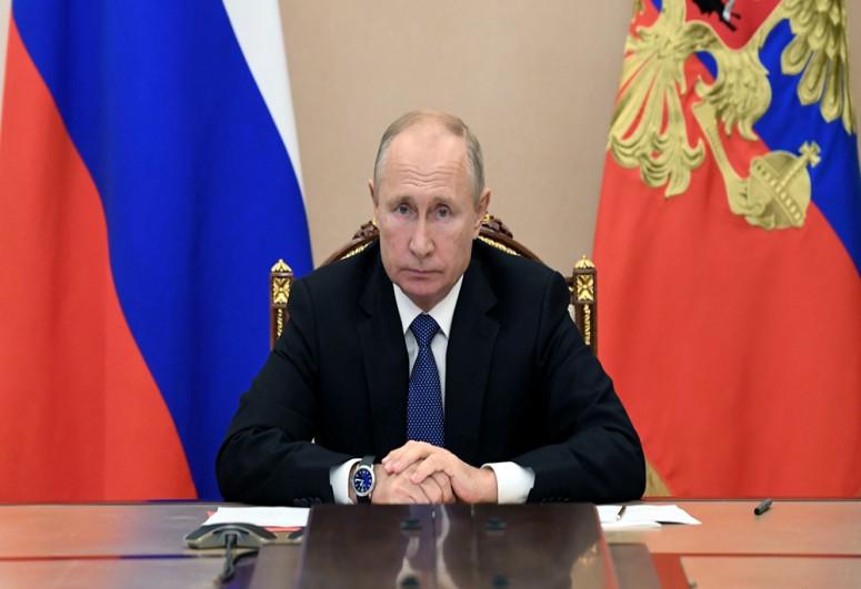 Putin says no alternative to trilateral agreements on Karabakh