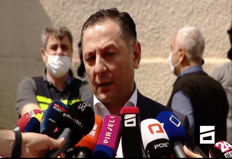 Глава МВД Грузии: Ситуацию в Дманиси хотят обострить, азербайджанцы-наши братья