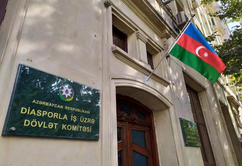 Dövlət Komitəsi erməni diasporunun Lüksemburqda törətdiyi təxribatla bağlı məlumat yayıb