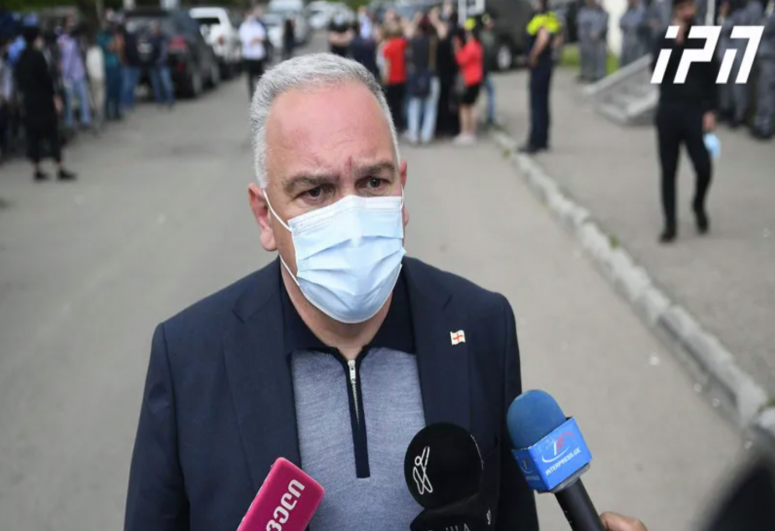 """Governor: """"Situation in Dmanisi calmed down, tension will not continue"""""""