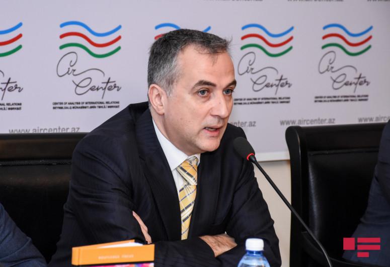 Фарид Шафиев: Заявления, озвученные Францией, еще больше накаляют ситуацию