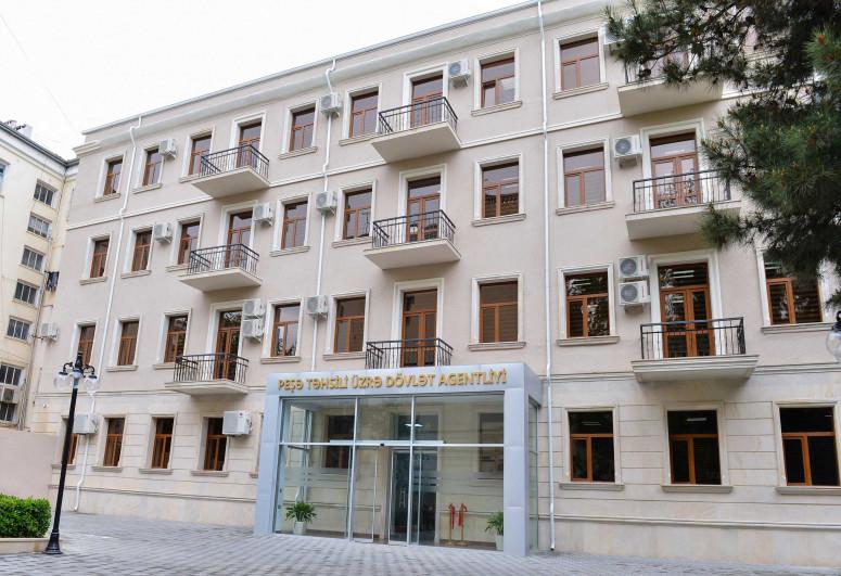 В Азербайджане из-за коронавируса временно приостановлено обучение в одной профессиональной школе