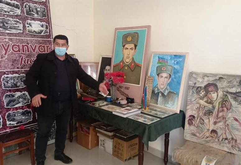 Брат Рахиба Мамедова: Призываю всех жителей Дманиси быть бдительными, не поддаваться на провокации