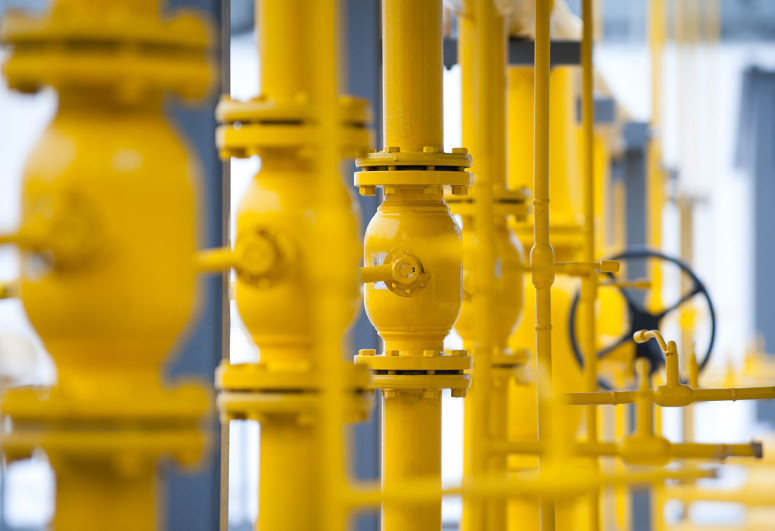 Azerbaijan exported more than 950 mln cubic meters of gas to Europe this year