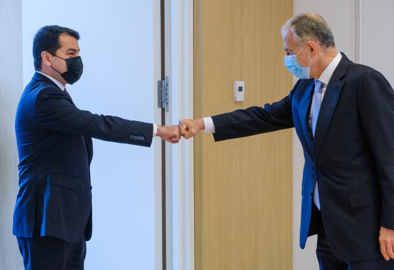 "Hikmat Hajiyev met with NATO Deputy Secretary-General-<span class=""red_color"">UPDATED</span>"
