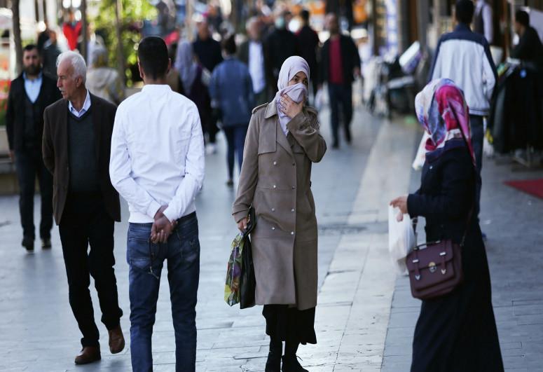 Эрдоган заявил об окончании самого сложного периода пандемии в Турции