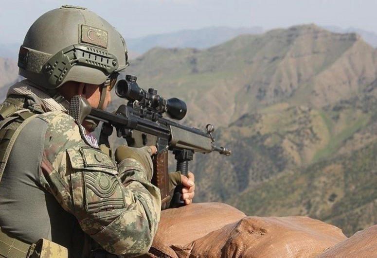 """Ərdoğan: """"PKK-nın Sofi Nurəddin kod adlı Suriyadakı əsas terror başçısı məhv edilib"""""""