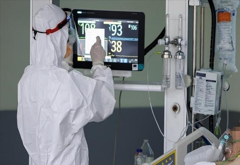 Turkey reports over 10,000 COVID-19 cases