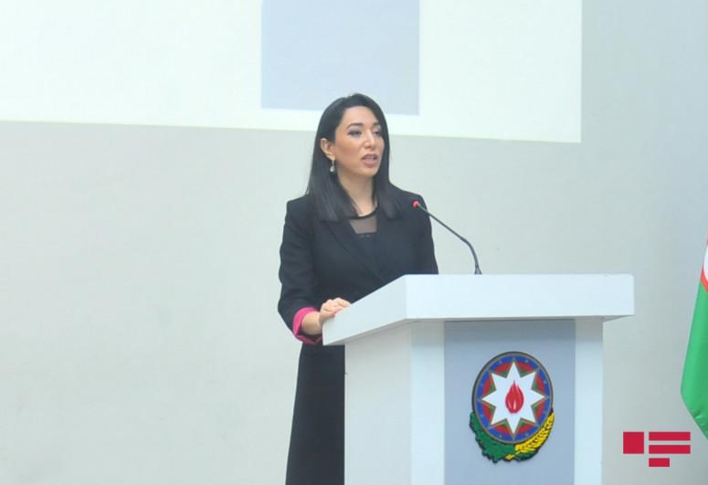 Ombudsman Sabina Aliyeva appealed to the People