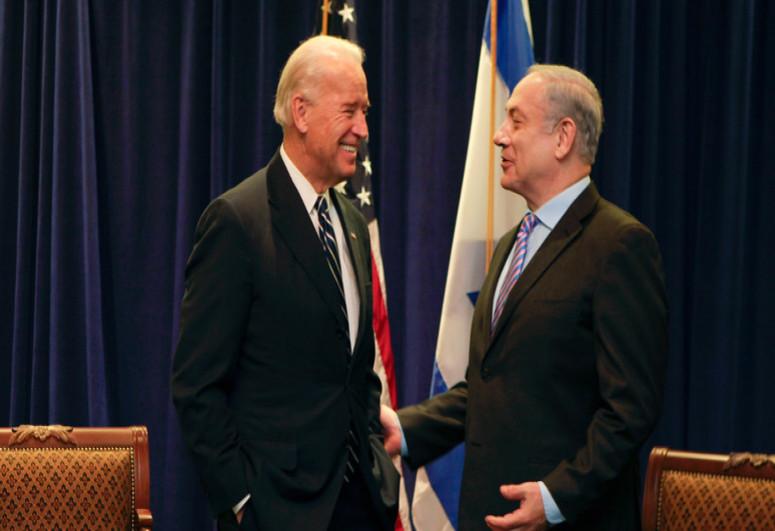 Байден обсудил с Нетаньяху обострение палестино-израильского конфликта