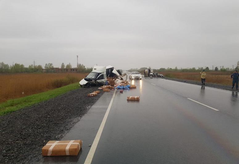 В ДТП с «Газелью» в России погибли пять человек