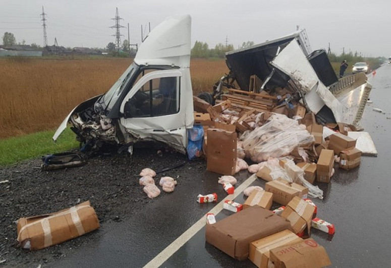 Rusiyada yol qəzasında 5 nəfər ölüb