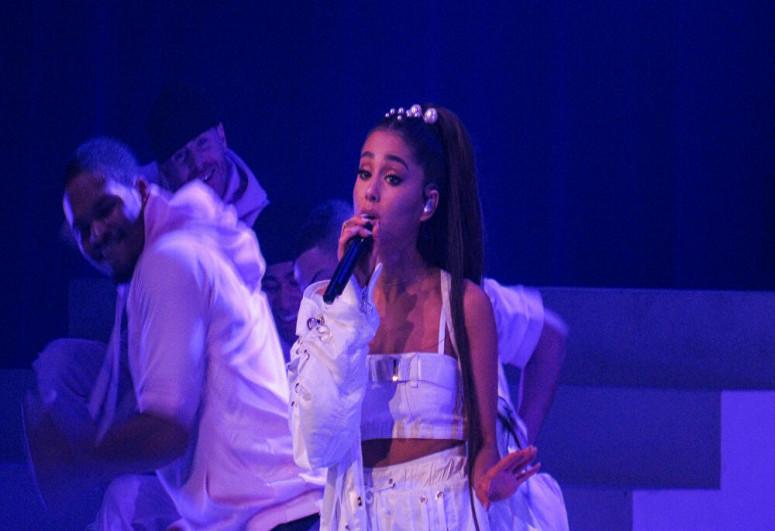 Ariana Grande reportedly marries boyfriend in secret wedding at her California home