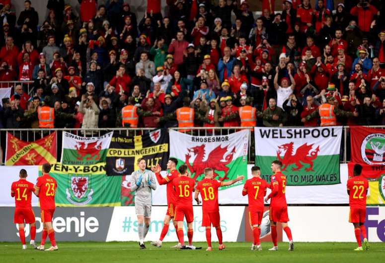 EURO 2020: Wales to come to Baku with 1,000 fans