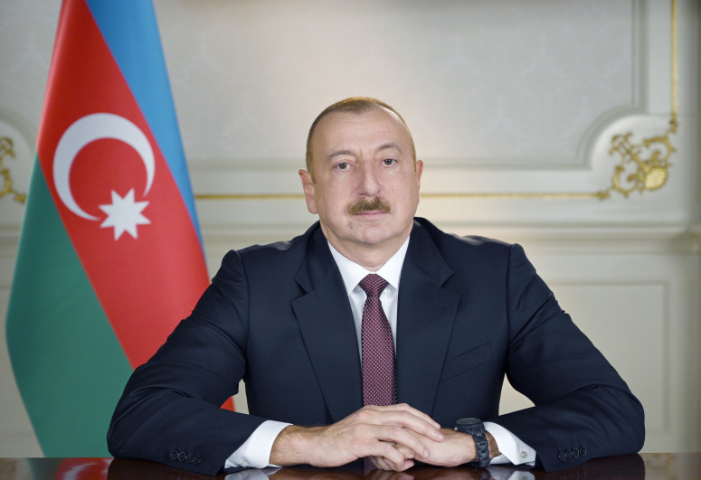 National Security Adviser to the President of the United States made a telephone call to President Ilham Aliyev