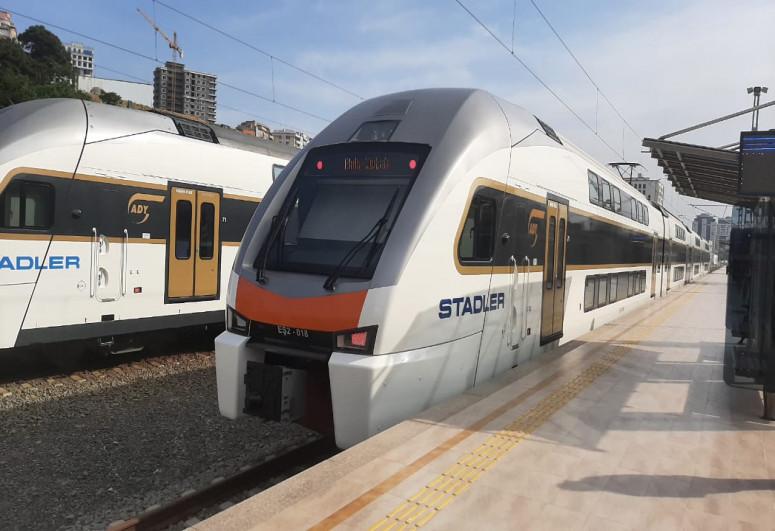 АЖД: Железнодорожная линия Баку-Габала полностью готова к эксплуатации