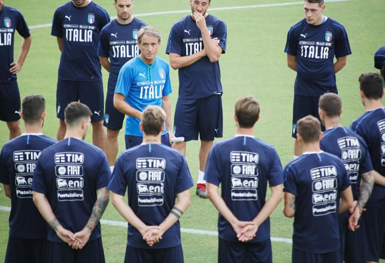AVRO-2020: İtaliya millisinin heyəti açıqlanıb
