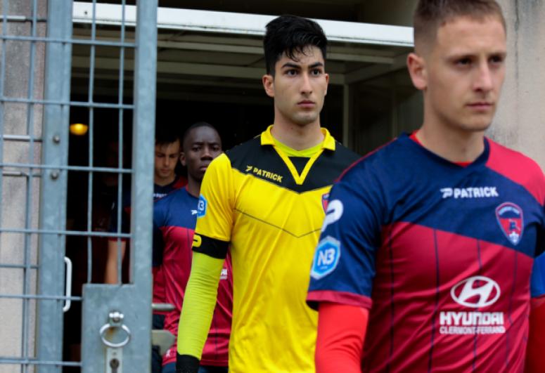 В сборную Азербайджан будет вызван футболист из Франции