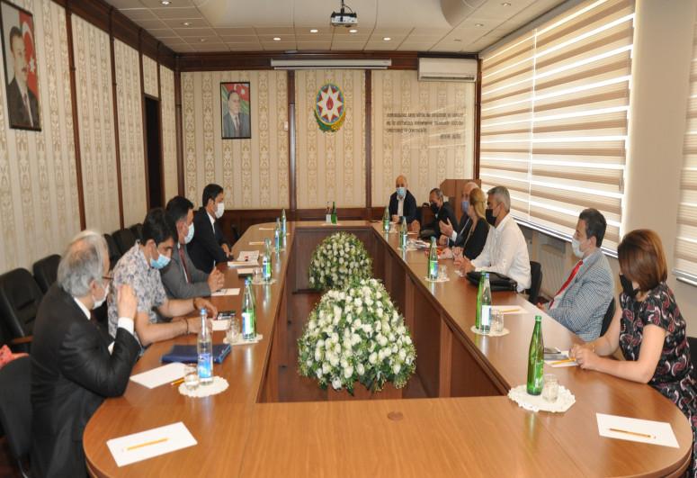 Состоялось первое заседание Общественного совета при МЧС-<span class=