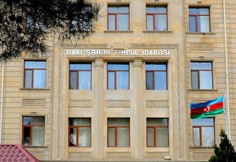 Поступило более 43 тыс. электронных обращений в связи с приемом в I класс в Баку