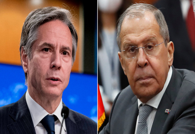 Lavrov and Blinken to discuss Palestine-Israel confrontation