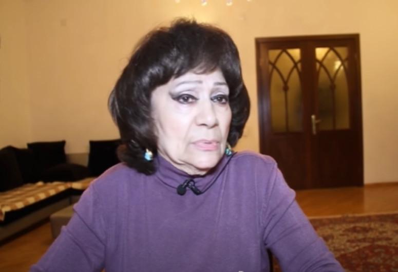 Народная артистка Эльмира Рагимова вылечилась от коронавируса и выписана из больницы