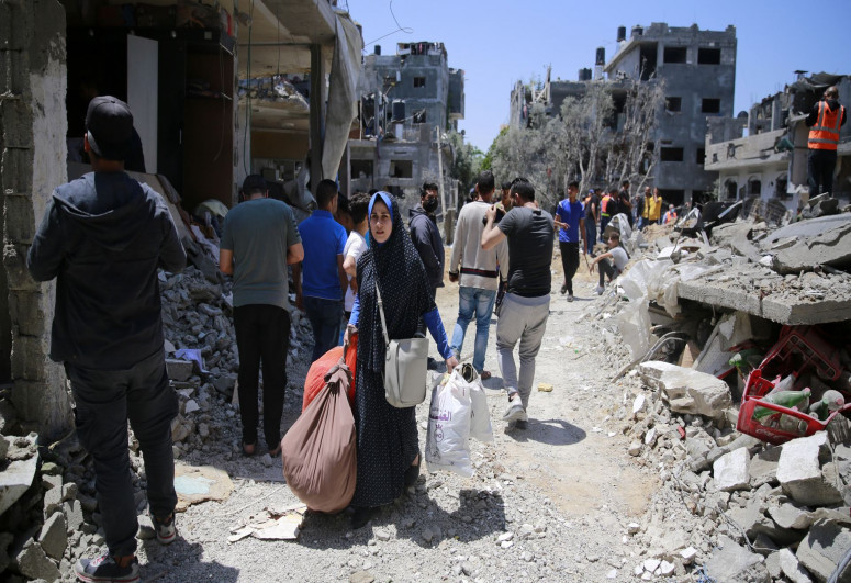 UN agency says more than 52,000 Palestinians displaced in Gaza