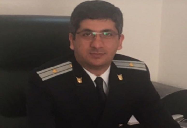 Бывший следователь Бакинской городской прокуратуры арестован в зале суда