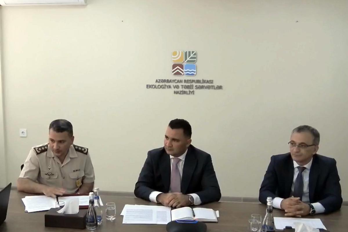 ETSN: İşğaldan azad olunan ərazilərdə 54 min hektardan çox meşə fondu məhv edilib