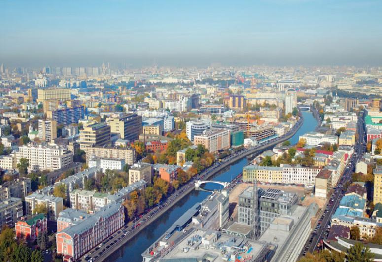 В Москве зафиксирована рекордная для мая температура