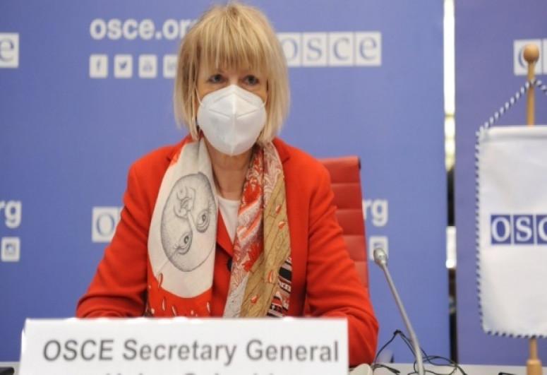 OSCE Secretary-General to visit Ukraine next week
