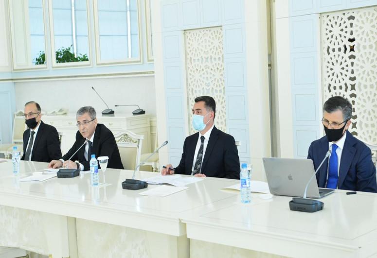 Bəzi məhkəmələrə hakim təyinatı məsələsi MM-in plenar iclasına tövsiyə edilib