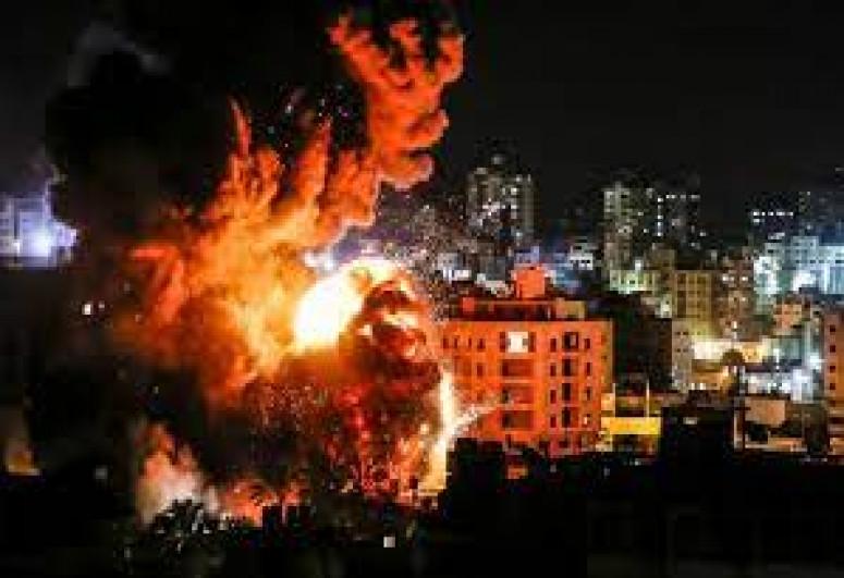 İsrail-Fələstin toqquşması nəticəsində ölənlərin sayı 220-ni keçib
