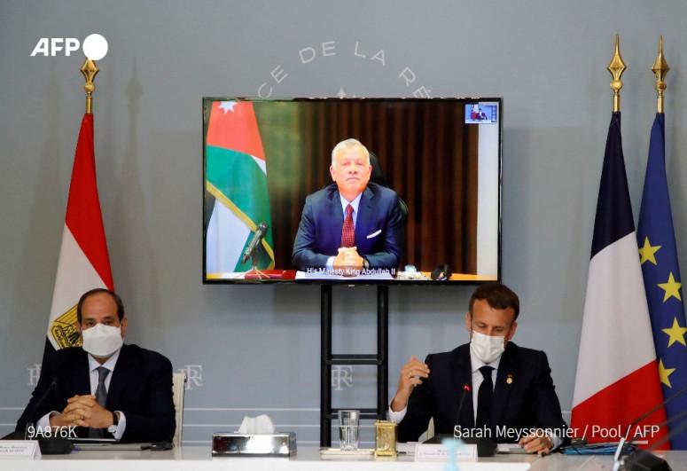 Fransa, Misir və İordaniya İsraillə Fələstin arasında atəşkəs üçün danışıqlar aparır