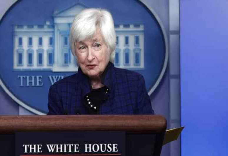 Yellen pushes higher taxes, stronger unions, more global competition to U.S. Chamber