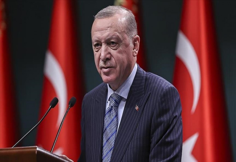 Turkish president releases Youth and Sports Day message