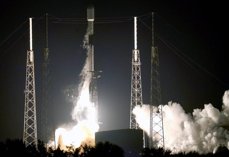 ABŞ ballistik raketi erkən aşkarlayan sistemini kosmosa göndərib