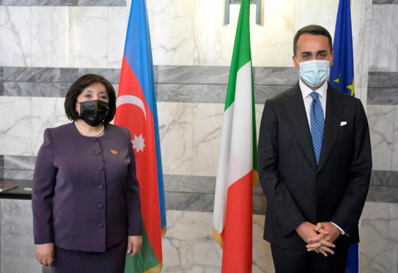 Луиджи Ди Майо: Азербайджано-итальянские связи развиты на высоком уровне