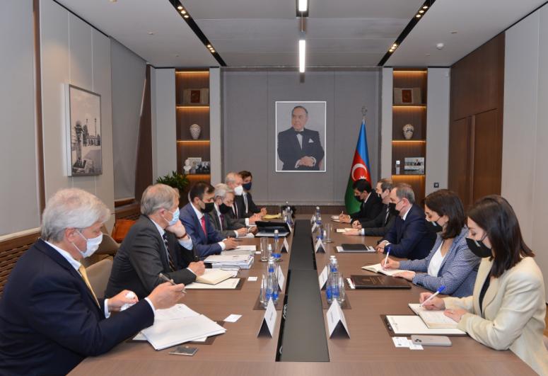 Министр: Мы рады продолжающейся поддержке Соединенными Штатами энергетических проектов, инициированных Азербайджаном