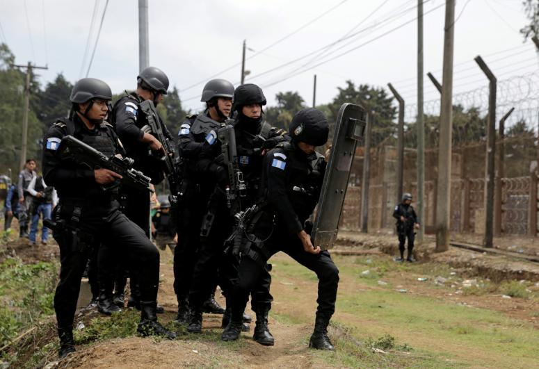 Six dead after prison riot in western Guatemala
