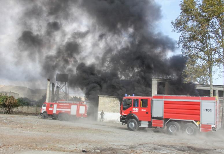 МЧС: Осуществлено 54 выезда на тушение пожара, спасены 5 человек