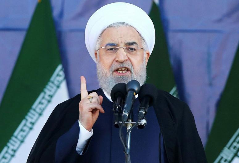 Рухани заявил, что основные санкции против Ирана будут сняты