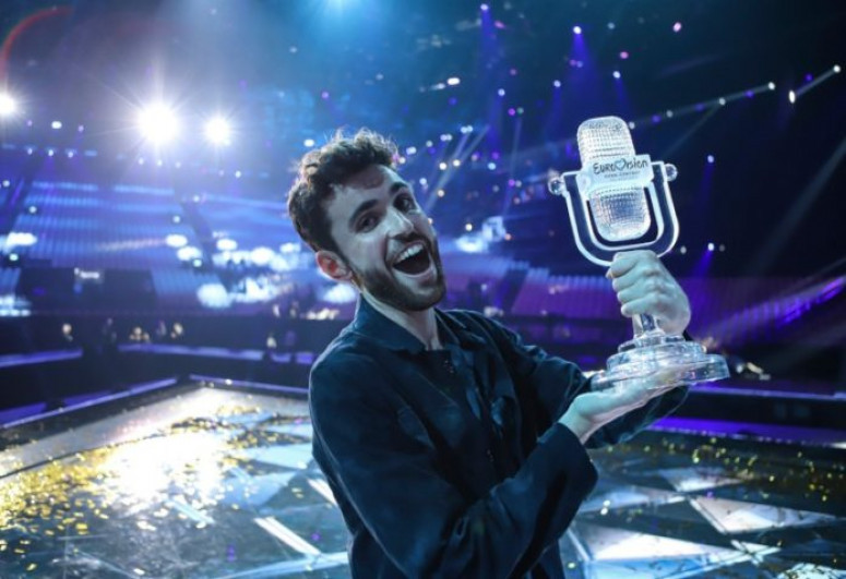 Reigning Eurovision champion Duncan Laurence tests positive for Covid-19 and will no longer perform in final