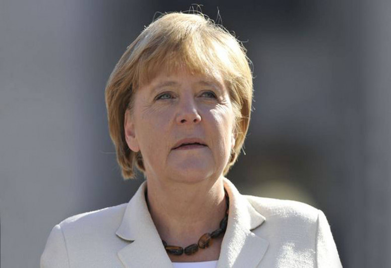 """Merkel: """"President Biden has now moved toward us a bit on the Nord Stream 2 conflict"""""""