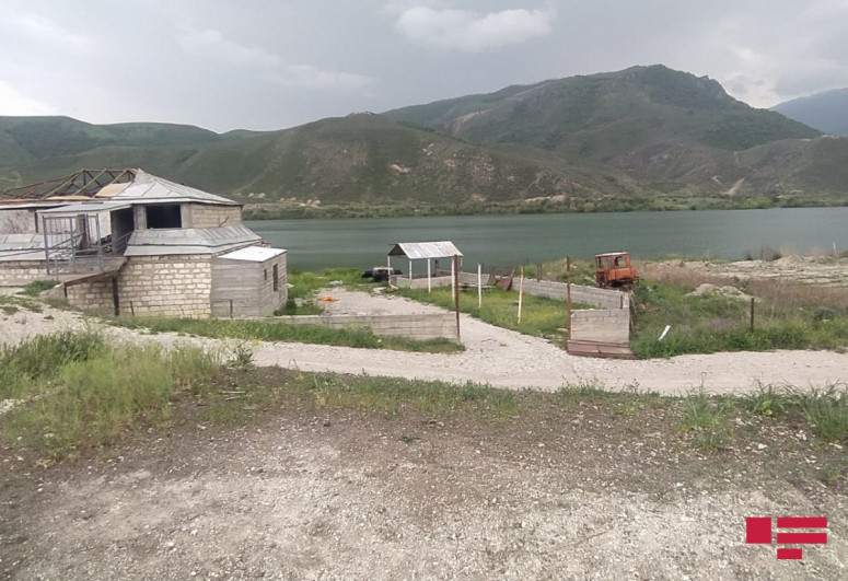 Liberated from occupation Azerbaijani settlement Sugovushan supplied with electricity