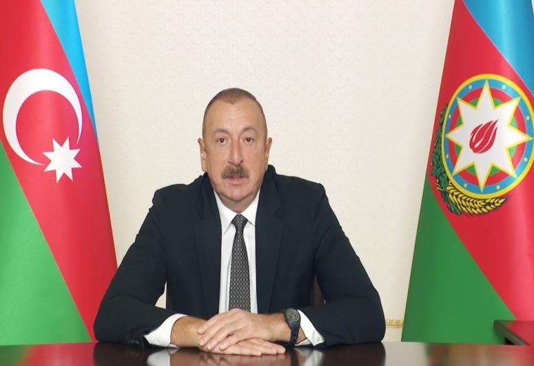 Президент Ильхам Алиев: Израильская и азербайджанская диаспоры вносят важный вклад в развитие наших отношений
