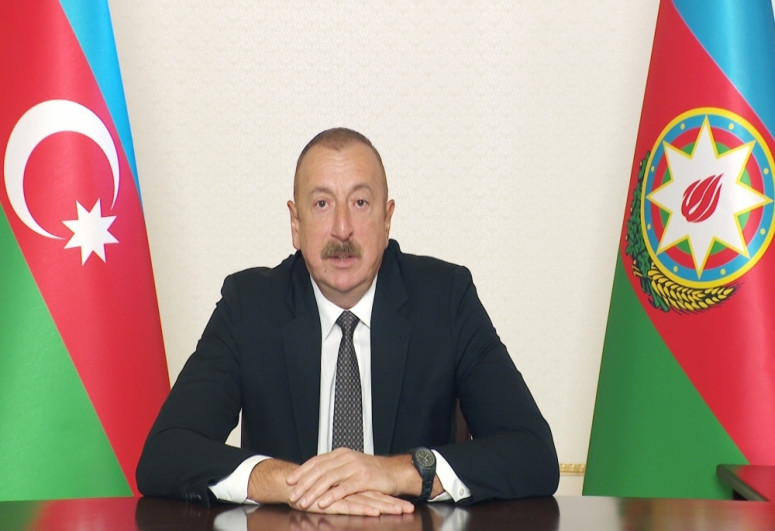 """Azerbaijani President: """"US always supported energy projects and other projects carried out by Azerbaijan"""""""